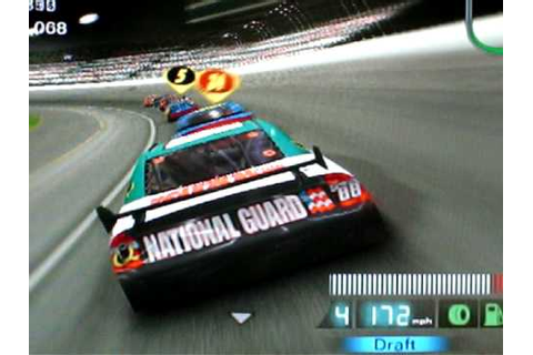 Nascar 09 PS2 - YouTube