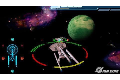 Star Trek Tactical Assault | Download Game PSP PPSSPP PS3 Free