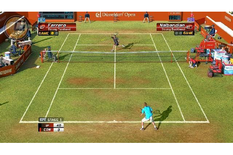 Virtua Tennis 3 PC Free Download Full Game