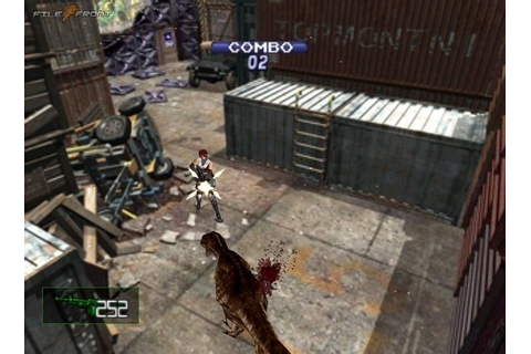 Dino Crisis 2 PC Game Free Download Full Version - Games WORLD