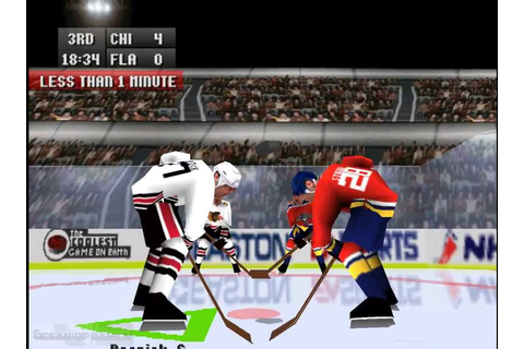NHL 97 Free Download - Ocean Of Games
