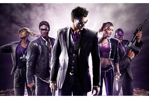 Neel Megh: SAINTS ROW THE THIRD