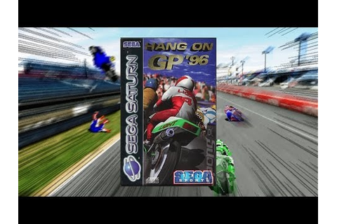 [LivePlay] Hang On GP 96 (Saturn) - YouTube