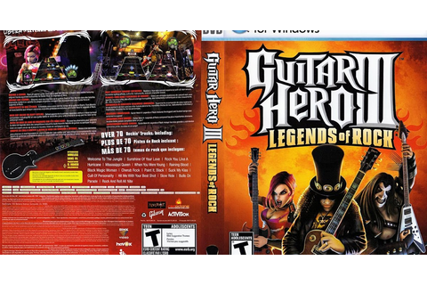 Download Games PC Guitar Hero 3 Legends of Rock Full ...