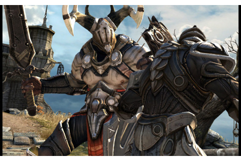 Medieval sword fighting Infinity Blade updated with brand ...