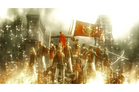 TGS 2014: Final Fantasy Type-0 - prepare to be bitten - VG247