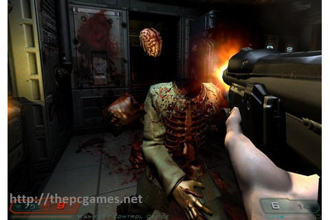 DOOM 3 PC Game Full Version Free Download For PC