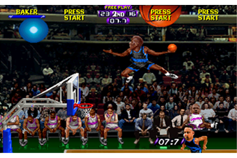 Download NBA Hang Time | Abandonia