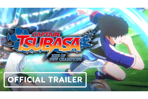 Captain Tsubasa: Rise of New Champions - Official ...