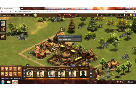 Forge of Empires Game Review - YouTube