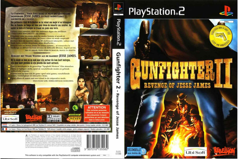 End PS2 Games Melhor Blog de PS2: Gunfighter 2: Revenge of ...