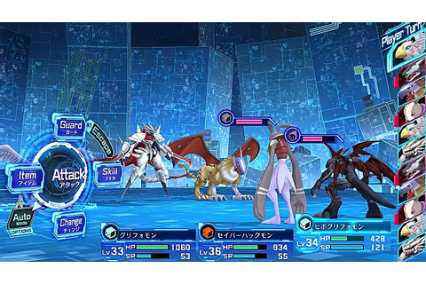 Digimon Story Cyber Sleuth: Hacker's Memory Will Have ...