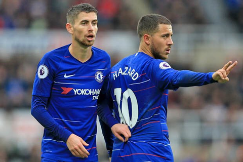 Eden Hazard claims only his second Premier League Player ...