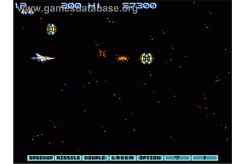 Gradius III - Nintendo SNES - Games Database
