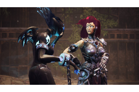 Darksiders III Intro Trailer Reveals the Roots of the ...