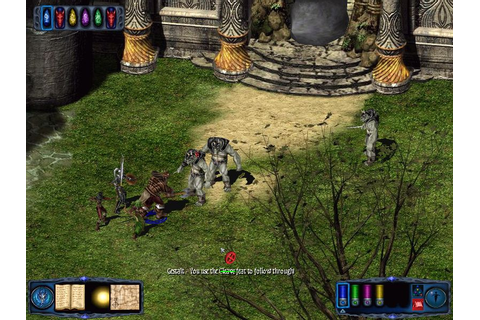 Pool of Radiance: Ruins of Myth Drannor Screenshots ...