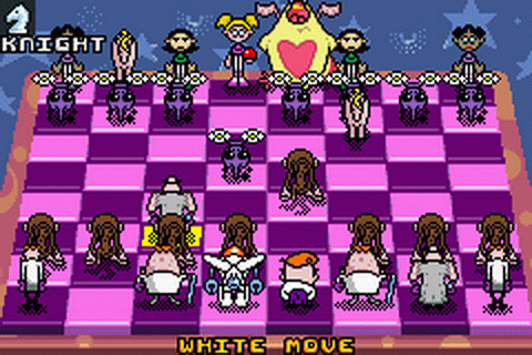Play Dexter's Laboratory - Chess Challenge Nintendo Game ...