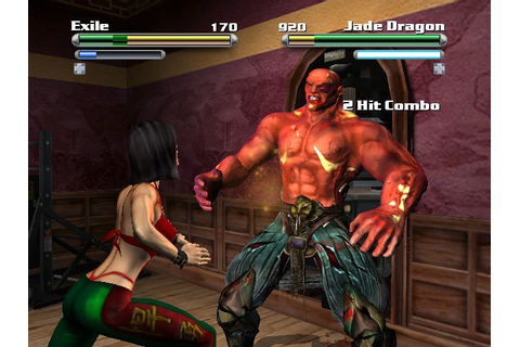 Tao Feng: Fist of the Lotus (2003) by Studio Gigante Xbox game