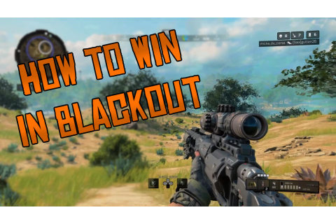 5 Tips to Help You Win Every Game of Blackout! - KeenGamer