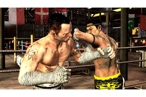 Supremacy MMA Game | PS3 - PlayStation