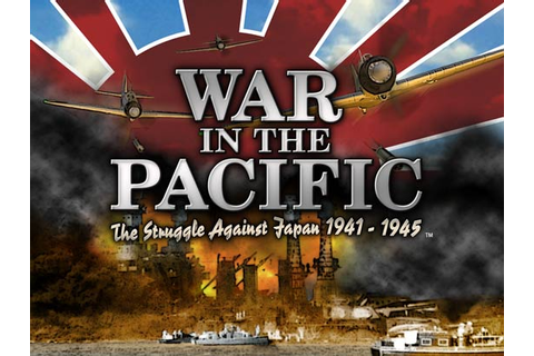 War in the Pacific | SimHQ