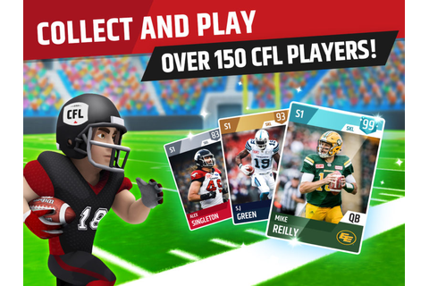 CFL Football Frenzy adds 'My Team', Canada Day updates ...