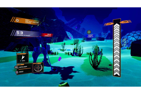 100ft Robot Golf review: The game of Robot Kings | VRHeads