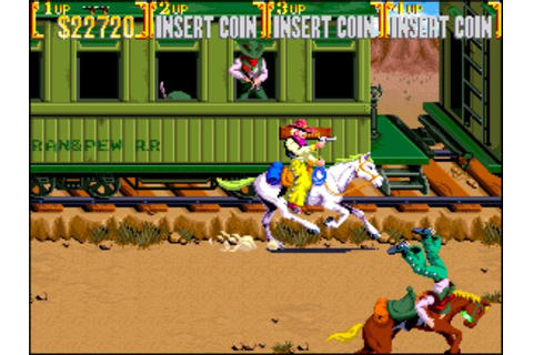 Sunset Riders PC Game Full version Free Download - GN Ware