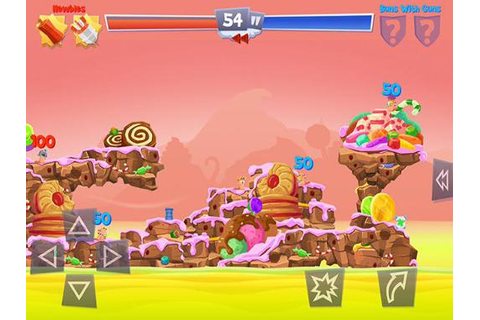 Worms 4 for Android - Download APK free