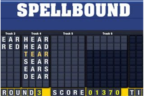 Spellbound – Play Spellbound Free Online Word Game – AARP ...