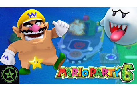Let's Play - Mario Party 6 - Castaway Bay - YouTube
