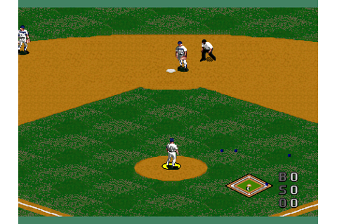 World Series Baseball 95 32X Download Game | GameFabrique