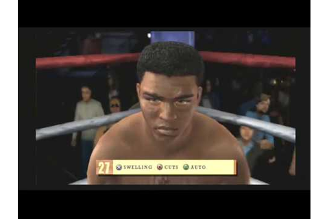 Fight Night Round 2 PS2 (Game Play) - YouTube