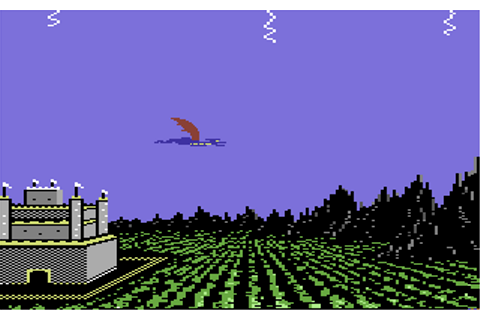 Dragonriders of Pern Screenshots for Commodore 64 - MobyGames