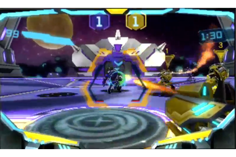Metroid Prime: Federation Force is a new 3DS game due out ...