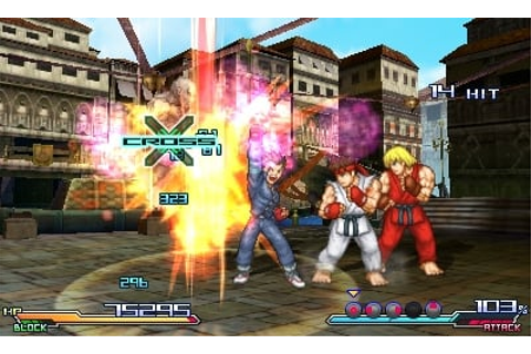 Project X Zone (3DS) Game Profile | News, Reviews, Videos ...