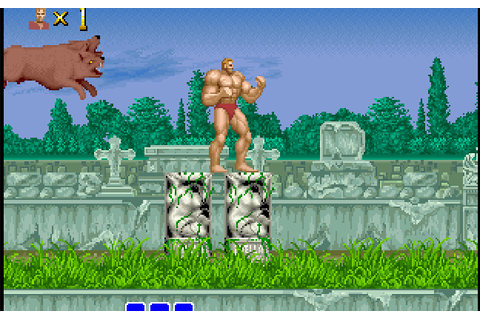 Altered Beast | ClassicReload.com