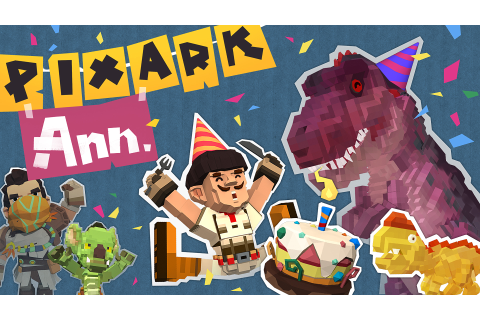 PixARK on Steam