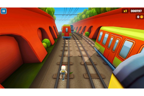 Subway Surfers PC Game Free Download ~ Latest Games For ...