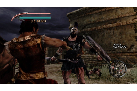 Warriors: Legends of Troy Trailer and Screenshots