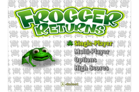Frogger Returns (WiiWare) Reviews