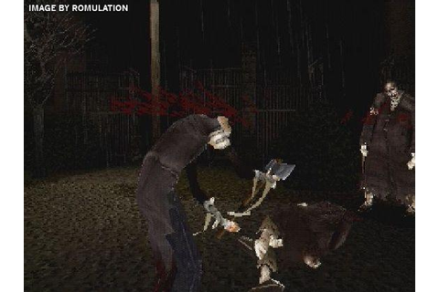 Nightmare Creatures II (USA) PSX / Sony PlayStation ISO ...