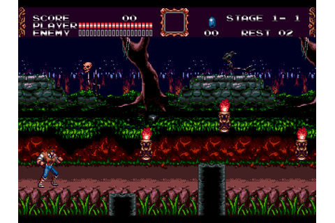 Akumajo Dracula - Vampire Killer Screenshots | GameFabrique