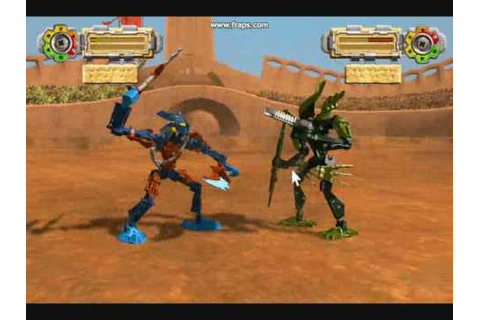 New Bionicle Game: Glatorian Arena - YouTube