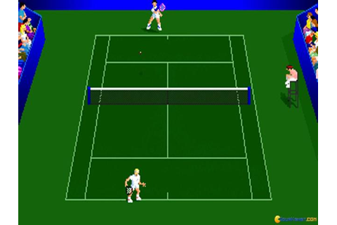 Center Court Tennis download PC