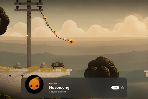 'Neversong' is Apple Arcade's newest adventure game