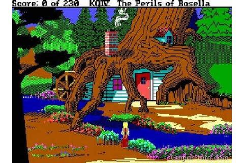 King's Quest IV: The Perils of Rosella - дата выхода, отзывы