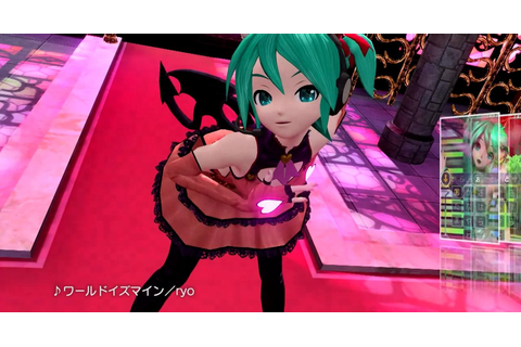 iOS Hatsune Miku Game Miku Flick Gets a Trailer, Will be ...