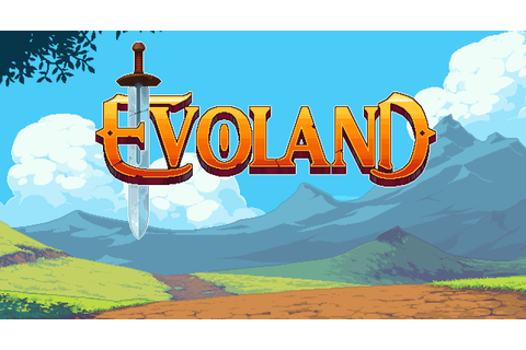 Evoland Review - Just Push Start