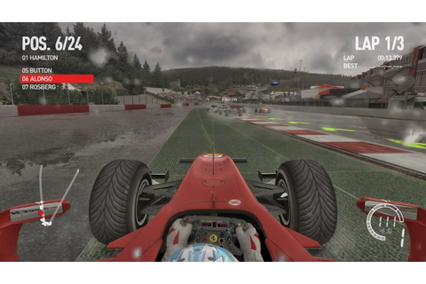 Formula 1 2010 Game - Free Download Full Version For Pc